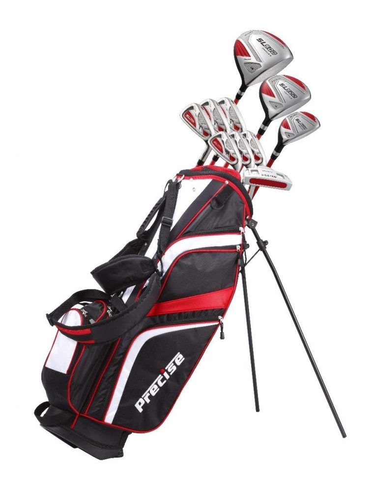 New Deluxe Petite Golf Package Set