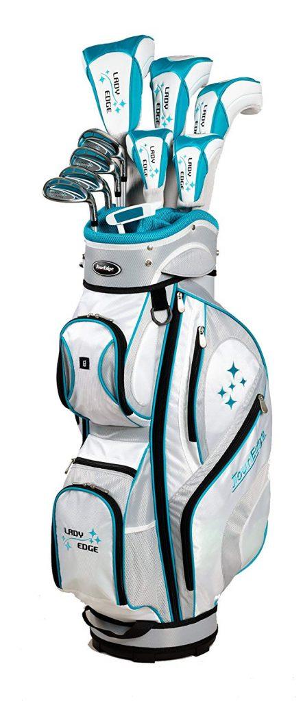 Tour Edge Women's Edge Golf Set