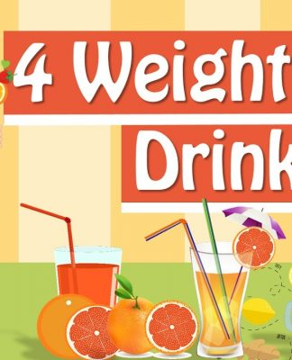 DRINKS FOR WEIGHT LOSS